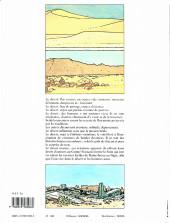Verso de Le désert est plus beau que tout...