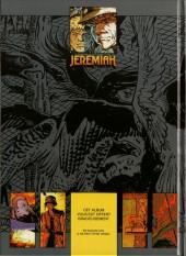 Verso de Jeremiah -1Pub1- La nuit des rapaces