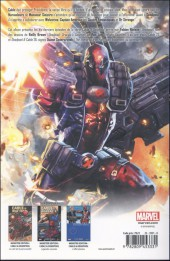 Verso de Cable & Deadpool -4- Deux mutants et un couffin