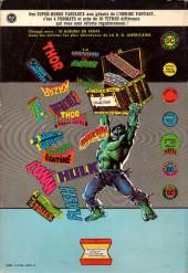 Verso de Conan le barbare (1re série - Aredit - Artima Marvel Color) -Rec02- Album N°23 (n°3 et n°4)