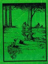 Verso de Dossier Negro -109- El regreso de Rah