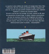 Verso de Tintin - Divers -63''''- Tintin et la mer - Edition Belge