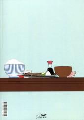 Verso de Chiisakobé -2- Le Serment de Shigeji - Volume 2