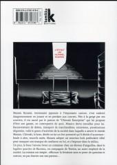 Verso de Anguilles démoniaques -1- Tome 1