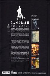 Verso de Sandman (Urban Comics) -7- Volume VII