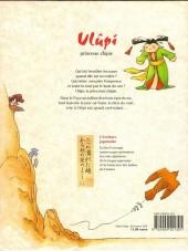 Verso de (AUT) Mazan - Ulûpi - Princesse chipie