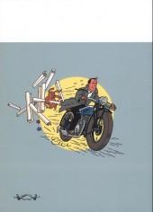 Verso de (AUT) Exem -2- Sur les chapeaux de roues (1991-1994)