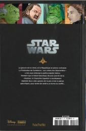 Verso de Star Wars - Légendes - La Collection (Hachette) -823- Épisode I - La Menace Fantôme
