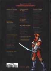 Verso de Lanfeust et les mondes de Troy - La collection (Hachette) -61- Trolls de Troy - Poils de Trolls (II)