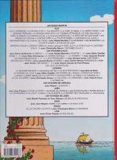 Verso de Alix -16c2005- La tour de Babel