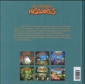 Verso de Les petites histoires -5- Les petites histoires de la préhistoire