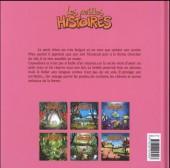 Verso de Les petites histoires -6- Les petites histoires de la ferme