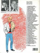 Verso de Ric Hochet -48a1991- Le secret d'Agatha