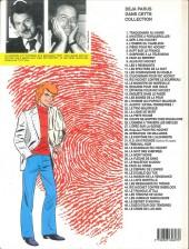 Verso de Ric Hochet -45a1991- Le triangle Attila