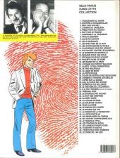 Verso de Ric Hochet -41a1991- La maison de la vengeance