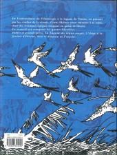 Verso de Corto Maltese (Couleur format normal) -12a06- La lagune des mystères