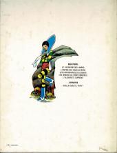 Verso de Le vagabond des Limbes -5- L'alchimiste suprême