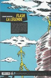 Verso de Flash La Légende (Urban Comics) -1- Tome 1