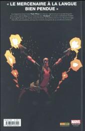 Verso de Deadpool - Je suis Deadpool - Stan Lee présente... Je suis Deadpool