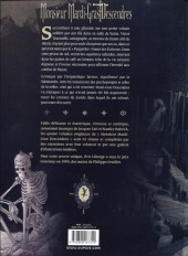 Verso de Monsieur Mardi-Gras Descendres -INT- Intégrale