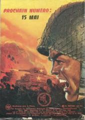 Verso de Garry (Impéria - 3e série) -215- La patrouille solitaire