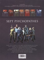 Verso de Sept -1b- Sept psychopathes