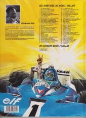 Verso de Michel Vaillant -6e1996- La trahison de Steve Warson