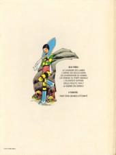 Verso de Le vagabond des Limbes -7- La guerre des Bonkes