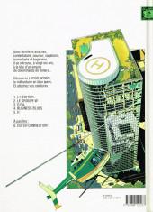Verso de Largo Winch -5- H