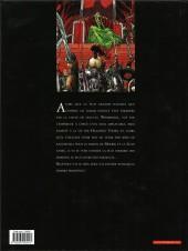 Verso de Chroniques de la Lune Noire -11a13- Ave tenebrae