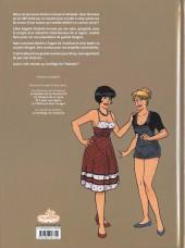 Verso de Les aventures de Betsy -1- Le Sortilège de l'Atalante