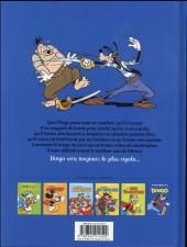 Verso de Les grands Héros Disney -6- Rigolo Dingo
