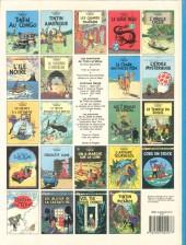 Verso de Tintin (Historique) -8C8- Le sceptre d'Ottokar