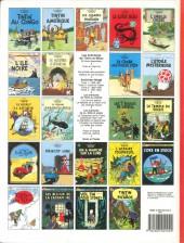 Verso de Tintin (Historique) -3C8- Tintin en Amérique