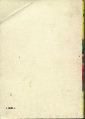 Verso de Jim Canada -Rec019- Collection Reliée N°19 (du n°145 au n°152)