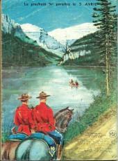 Verso de Jim Canada -10- Le lézard au soleil