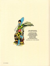 Verso de Le vagabond des Limbes -8- Pour trois graines d'éternité