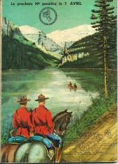 Verso de Jim Canada -130- Les tricheurs