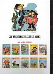 Verso de Jim L'astucieux (Les aventures de) - Jim Aydumien -8- Prends la piste pionnier