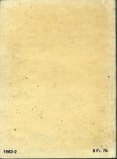 Verso de Kalar -REC44- Collection reliée N°44 (du n°213 au n°215)
