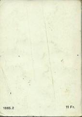 Verso de Kalar -REC46- Collection reliée N°46 (du n°219 au n°221)