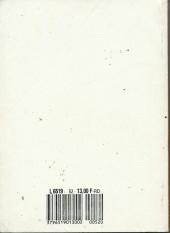 Verso de Kalar -REC52- Album relié N°52 (du n°228 au 230)