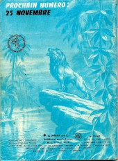 Verso de Kalar -24- L'esprit du tonnerre