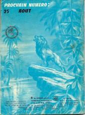 Verso de Kalar -45- Les audacieux