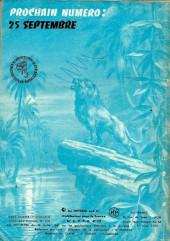 Verso de Kalar -46- Les eaux noires