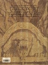Verso de L'ours de la Spadaccia -1- La voix des morts