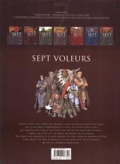 Verso de Sept -2a08- Sept voleurs