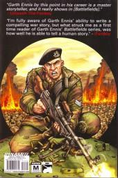 Verso de Battlefields (The Complete) -3- Volume 3