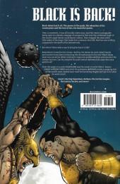 Verso de Black Adam: The Dark Age (2007) -INT- The Dark Age