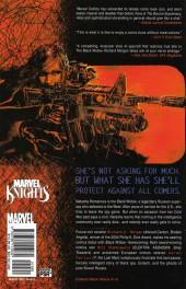 Verso de Black Widow Vol. 3 (Marvel - 2004) -INT- Homecoming